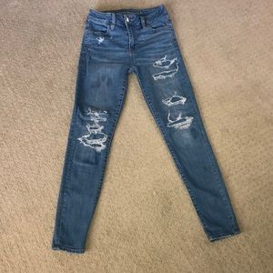 Super stretch short American Eagle Jeans 0